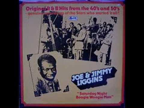 Saturday Night Boogie Woogie Man - Jimmy Liggins