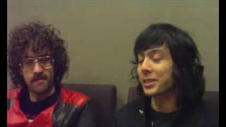 ROCK DA WORLD interview JUSTICE!!