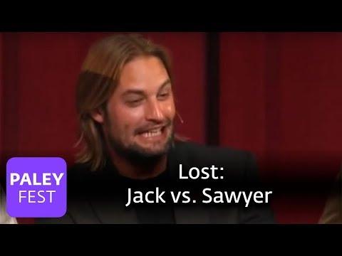 Lost - Jack vs. Sawyer (Paley Center, 2005)