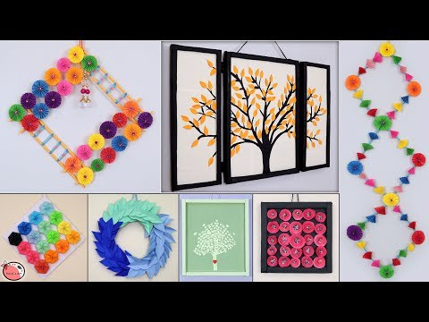 10 COOL ROOM DECOR CRAFT IDEAS YOU CAN EASILY MAKE YOURSELF !!!