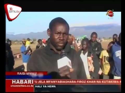Wavuvi Mkoani Rukwa Walalamiki Askari Wa Hifadhi Ya Uwanda