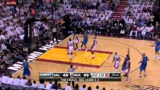 NBA Finals 2011: Dallas Mavericks Vs Miami Heat Game 6 Highlights (4-2) Dallas Champions