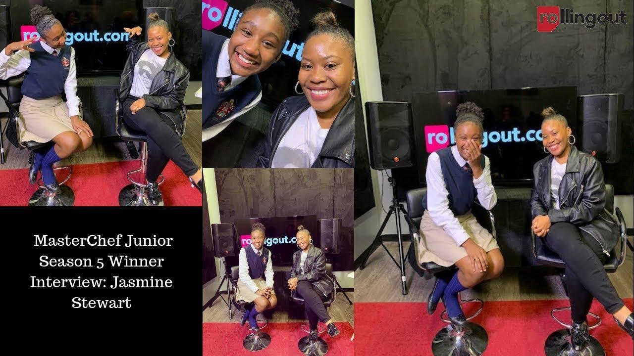 MasterChef Junior Season 5 Winner Interview: Jasmine Stewart