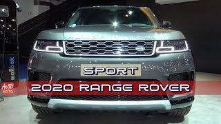 2020 Range Rover Sport Plug-in Hybrid - Exterior And Interior - 2019 Automobile Barcelona