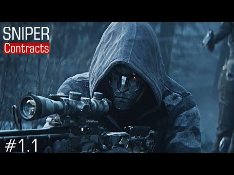 Sniper Ghost Warrior Contracts | Game play | S01E02 |
