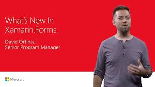 What's new in Xamarin.Forms | T128