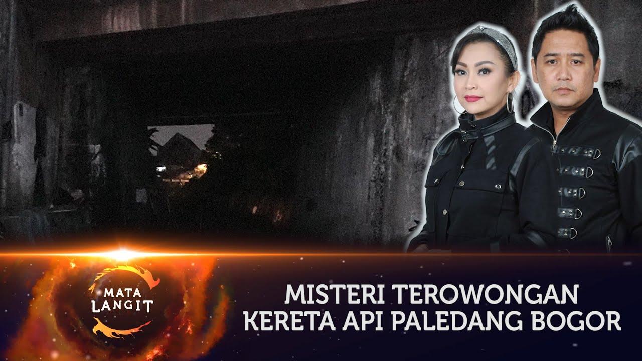 43 - Menguak Misteri Terowongan Kereta Api Paledang Bogor Yang Terkenal Angker.