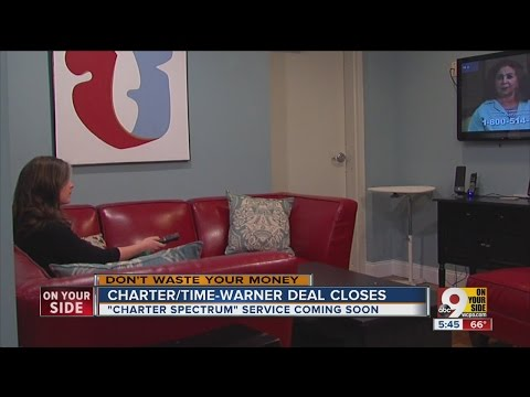 Charter/Time Warner Cable deal closes
