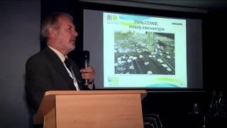 Prof. dr hab. Stanisław Ignatowicz - Biologia, szkodliwość i zwalczanie pleśniakowca lśniącego