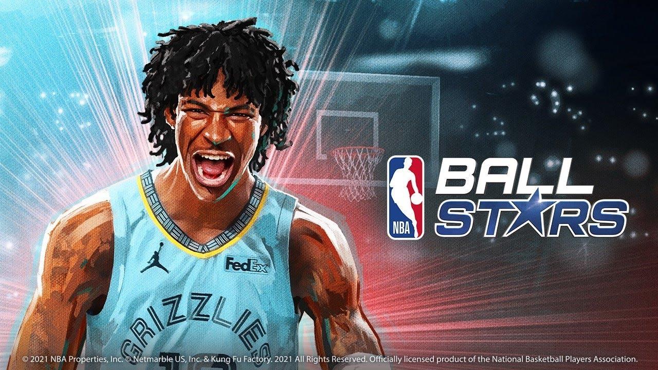 NBA Ball Stars | Android gameplay