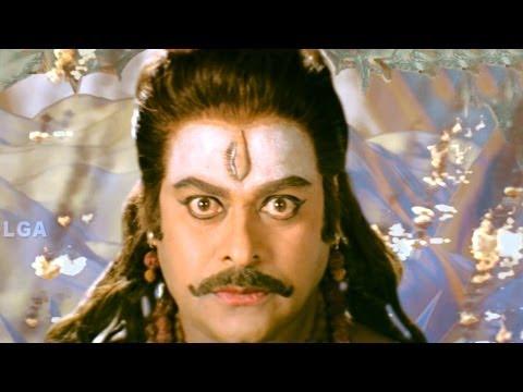 Jagadguru Adi Shankara Scenes - Lord Shiva...