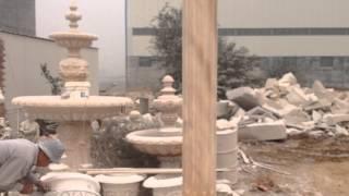 Объемные изделия из мрамора на заводе в Китае(Объемные изделия из мрамора на заводе в Китае www.kitaikamen.ru., 2015-01-26T05:17:39.000Z)