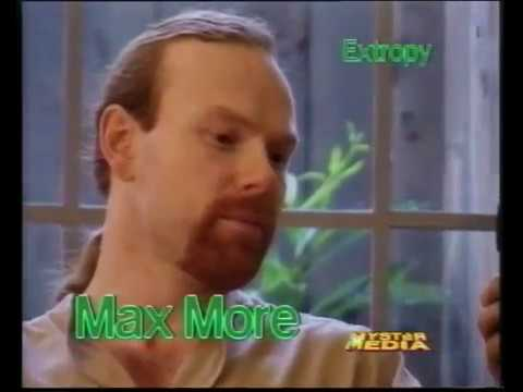Luc Sala interview with future-thinker Max More about Extropy, Feb. 1997