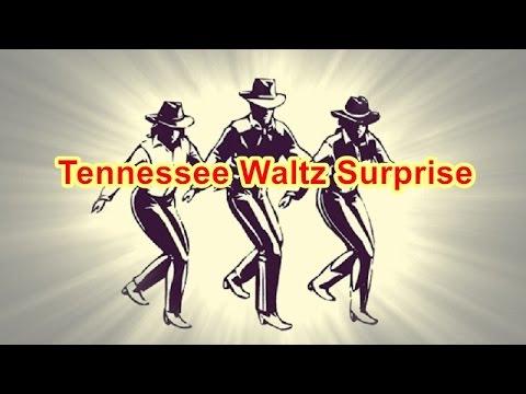 Tennessee Waltz Surprise - Line Dance (Music)