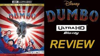 DUMBO 4K Blu-ray Review