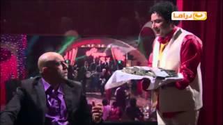 Mazag El Kheir Series | مسلسل مزاج الخير | مشهد الملط بيضون - إياكى والإستهلاك المجانى
