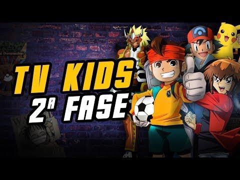 TV KIDS 2ª FASE - Os animes da RedeTV  TriviaBox