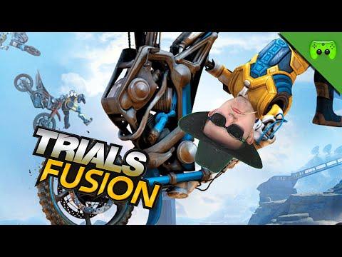 ALLES RELATIV SIMPEL 🎮 Trials Fusion #16