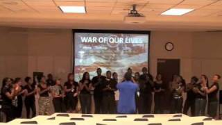 "SMU UB Choir singing ""I"