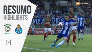 Highlights   Resumo: Marítimo 1-1 FC Porto (Liga 19/20 #9)