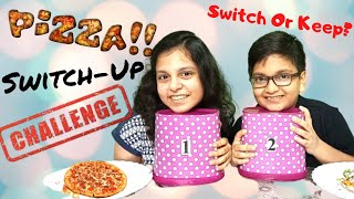 Pizza in 5 Minutes  Pizza Switch Up Challenge  Shiv And Harshu Show