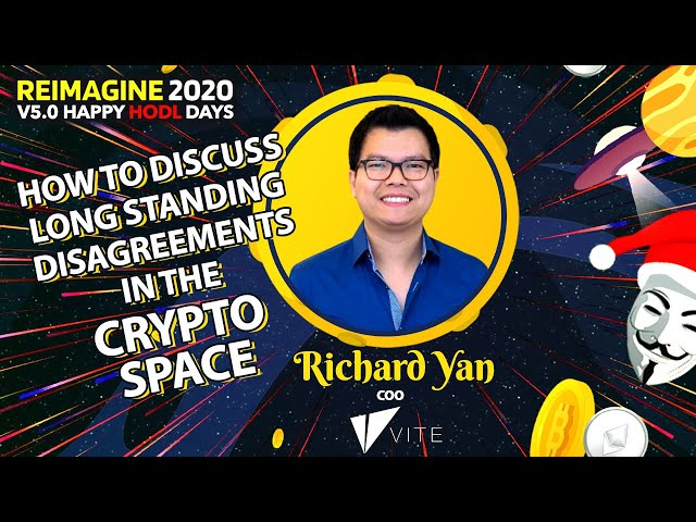 Richard Yan - Vite Labs - From DeFi to Debates