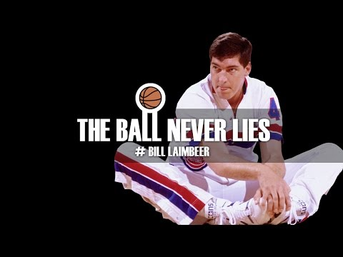 THE BALL NEVER LIES #31 - BILL LAIMBEER
