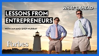 Entrepreneurial Lessons With Vineyard Vines Cofounders - Steve Forbes | What's Ahead | Forbes