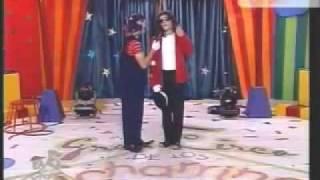 Michael Jackson en los chicharrines