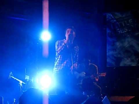 Alex Gardner -  I'm Not Mad @ Little Noise Sessions , London Union Chapel 181109