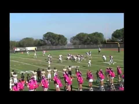 Morningside High School football team @ Peninsula 2015