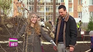 ЖК «Мичуринский» – квартал, где есть свой парк и аллея семейных деревьев