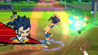 Inazuma Eleven Go Strikers 2013 Raimon GO Vs Inazu...