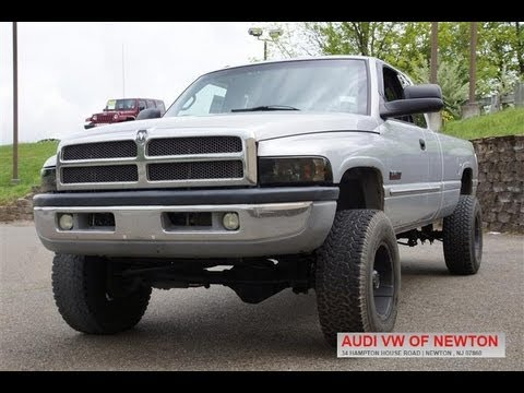2002 dodge ram 2500 cummins turbo diesel youtube. Black Bedroom Furniture Sets. Home Design Ideas