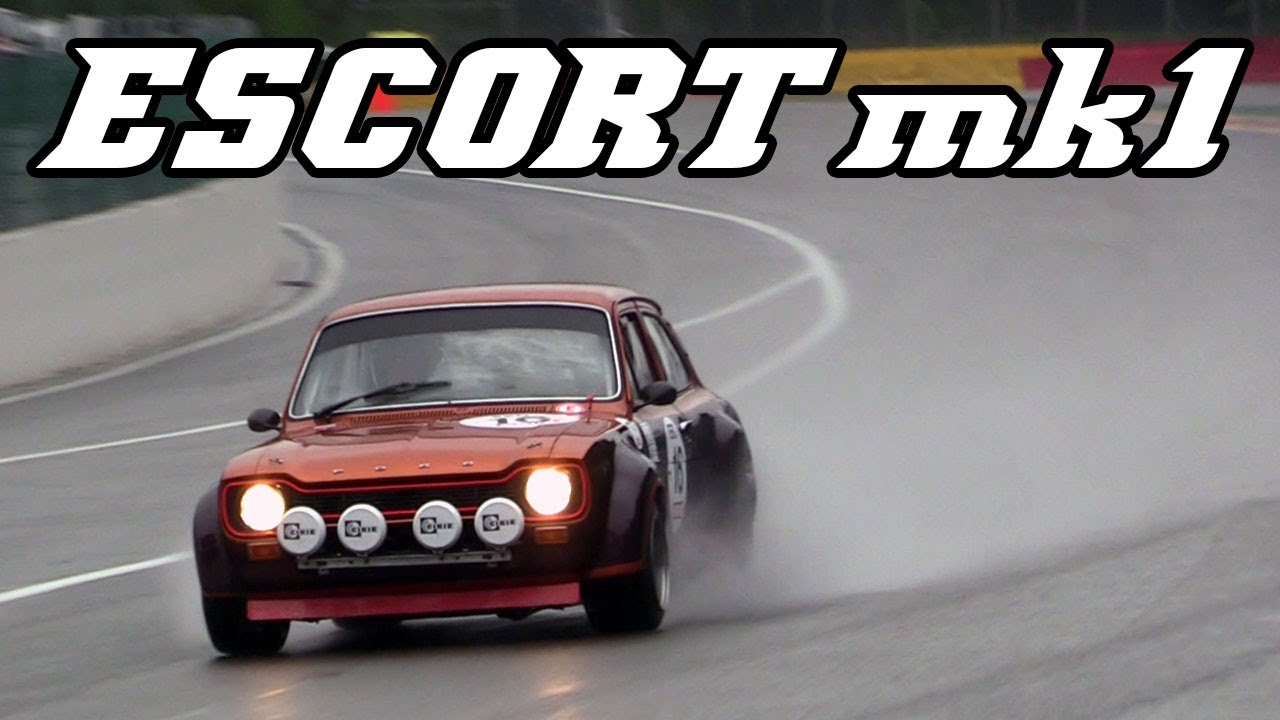 ford escort mk1 rs1600 bda