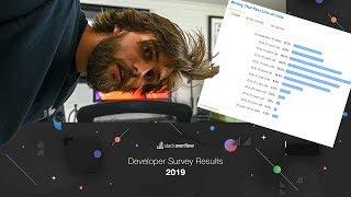 They Surveyed 90,000 Developers!!