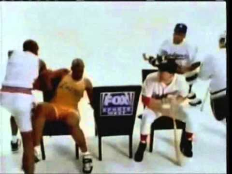 Commercials for Fox Sports West 2 (1996)