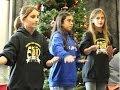Dear Santa - kids perform holiday slam poem