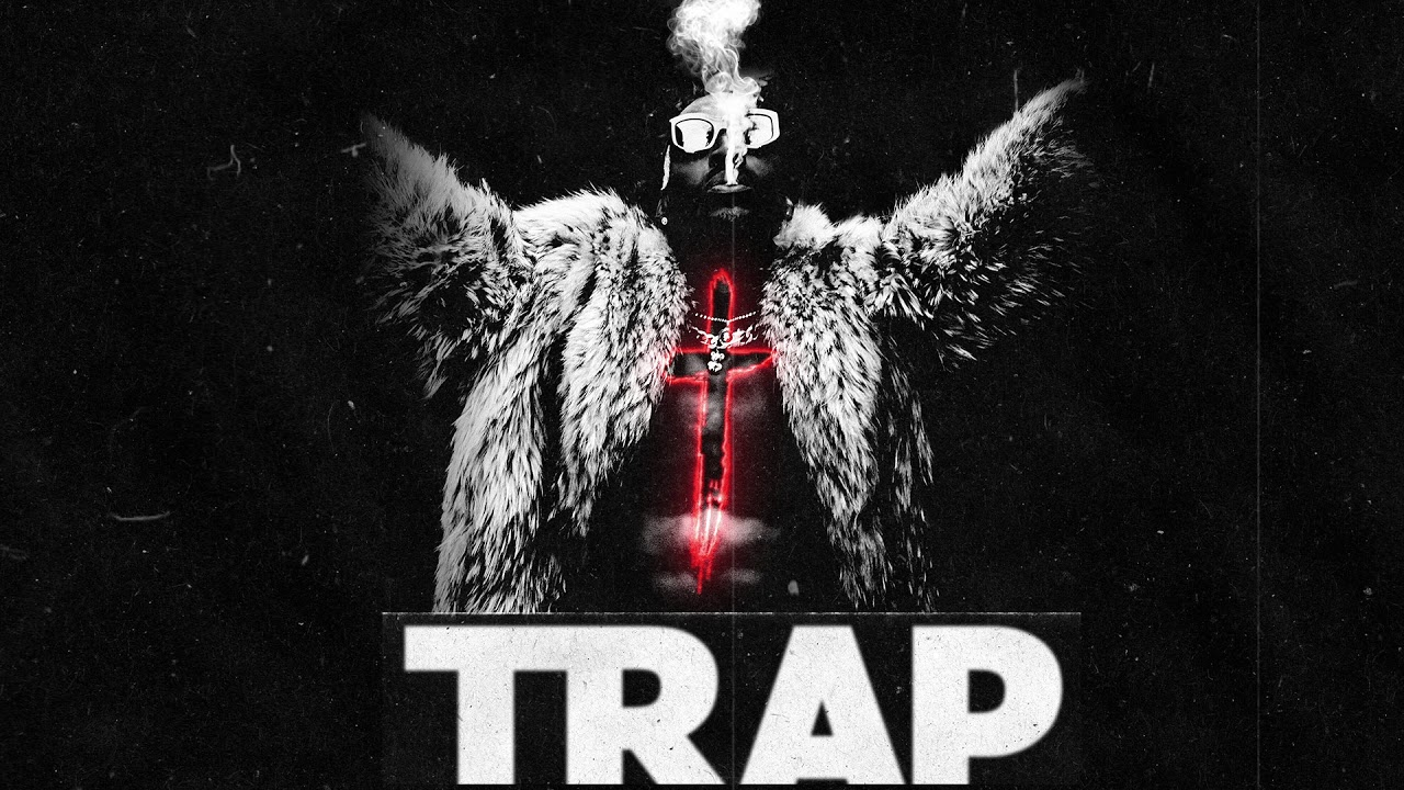 "Download SAINt JHN ""TRAP"" ft. Lil Baby (Official Audio)"