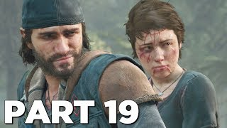 DAYS GONE Walkthrough Gameplay Part 19 - RESCUE (PS4 Pro)