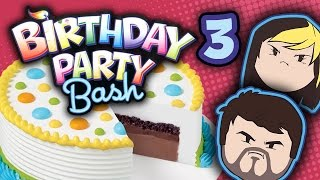 Birthday Party Bash: Musical Chair Madness - PART 3 - Grumpcade