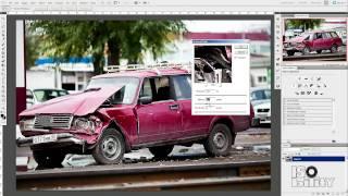 Разбор фильтра Unsharp Mask в Adobe Photoshop