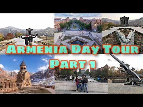 Armenia Day Tour Part 1 #visitarmenia #yerevan #sharjahtoyerevan #trend