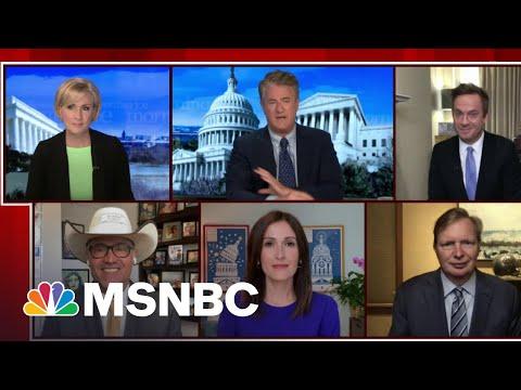 New Report Looks At The 2020 Latino Vote | Morning Joe | MSNBC