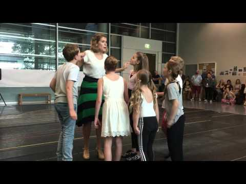 The Sound Of Music: Do Re Me Media Rehearsal [Edited]