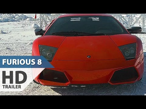 FAST AND FURIOUS 8 - Iceland Racing Teaser Trailer (2017)
