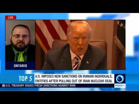 New US Sanctions Target Iran's IRGC
