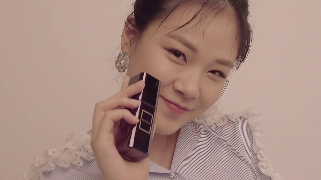 지베르니 x 더팬 BIBI 봄같은 말~간 얼굴 - YouTube