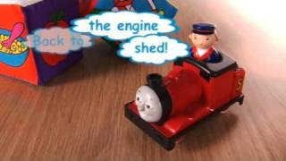 Drive Away Thomas and Friends