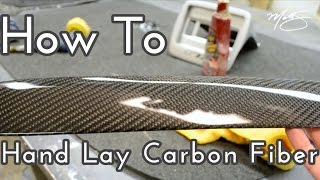 How To Hand Lay Carbon Fiber thumbnail